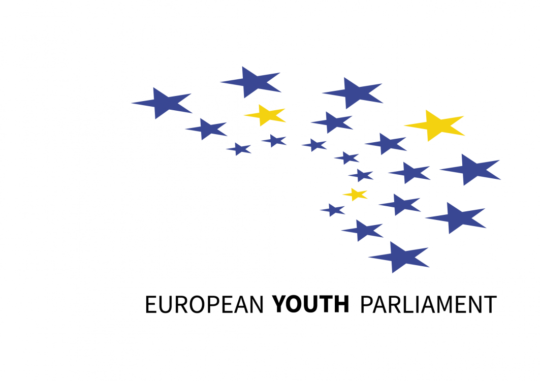 Logo European youth parliament