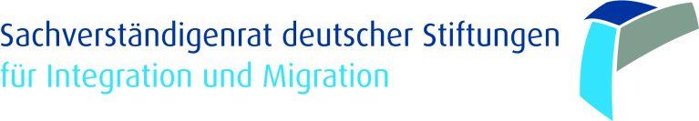 Logo Sachverständigenrat deutscher Stiftungen für Integration und Migration