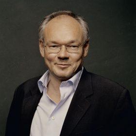 Portrait von Lutz Hachmeister