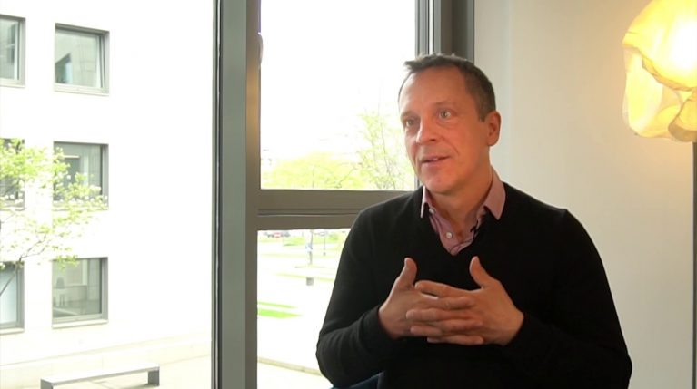 Matthias Buck im Interview