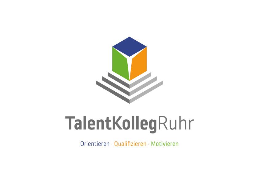 Logo TalentKollegRuhr