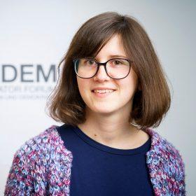 Portrait von Kristina Chmelar