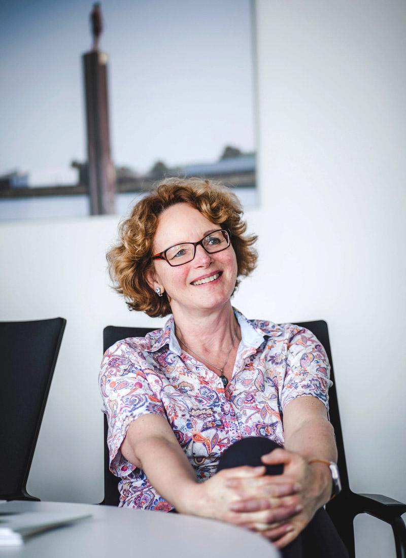 Delia Temmler ist bei RuhrFutur für das Handlungsfeld Frühkindliche Bildung verantwortlich.