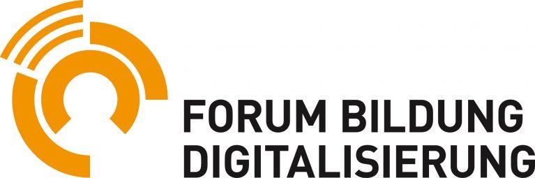 Logo des Forums Bildung Digitalisierung