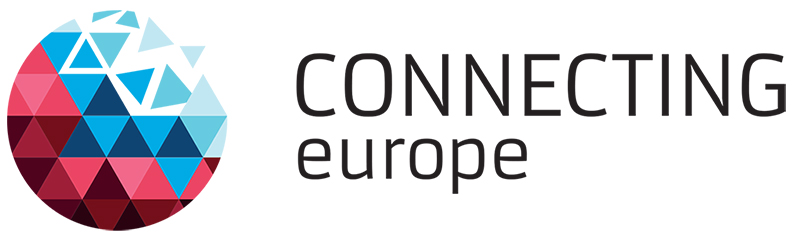 Logo connecting europe