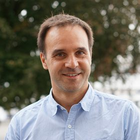 Portrait von Martin Ruhs