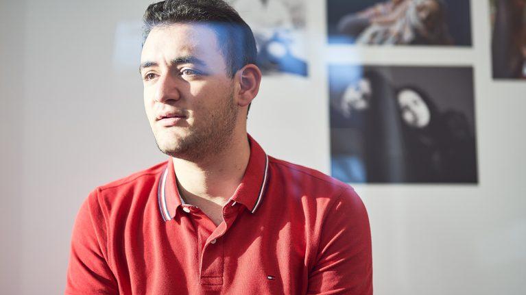 Alae Eddine Salaa berichtet über sein Schuljahr in den USA.