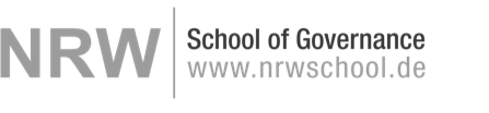 Logo - NRW School of Governance