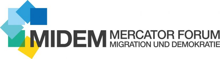 Logo Mercator Forum Migration und Demokratie