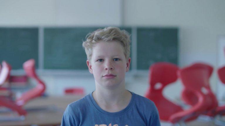 Tobias fühlt sich an der Richtsbergschule in Marburg wohl.
