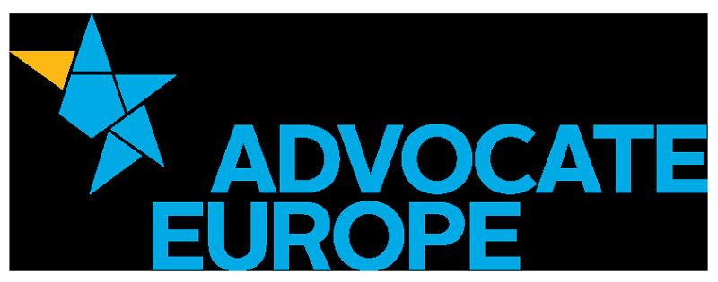Logo Advocate Europe