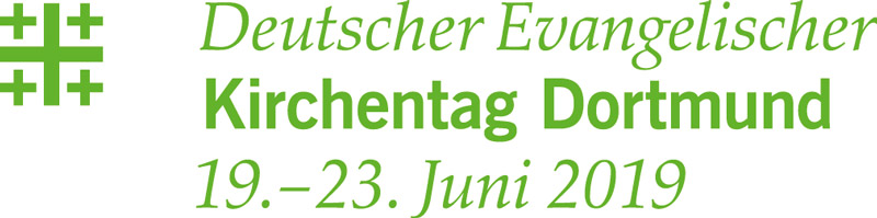 Logo Deutscher Evangelischer Kirchentag