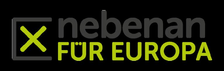 Logo nebenan für Europa