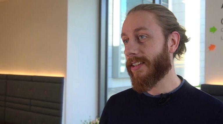 Niklas Rakowski, Mitgründer von unserem Projektpartner diskutiermitmir.de.