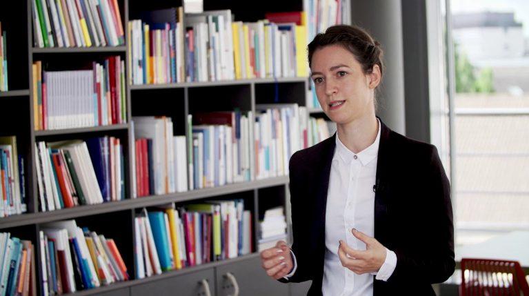 Julia Ebner zu Gast beim Mercator Forum Europa