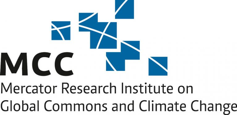 Logo Mercator Research Institute on Global Commons and Climate Change