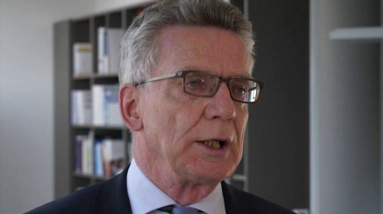 Thomas de Maizière im Interview