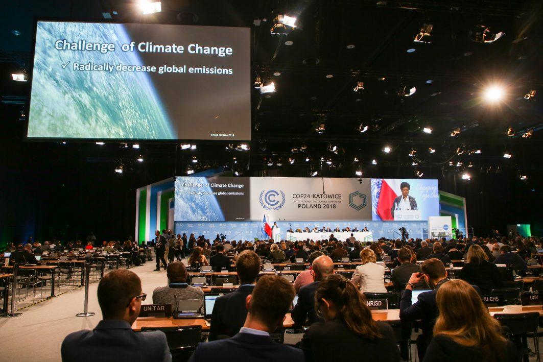 Klimakonferenz in Kattowitz