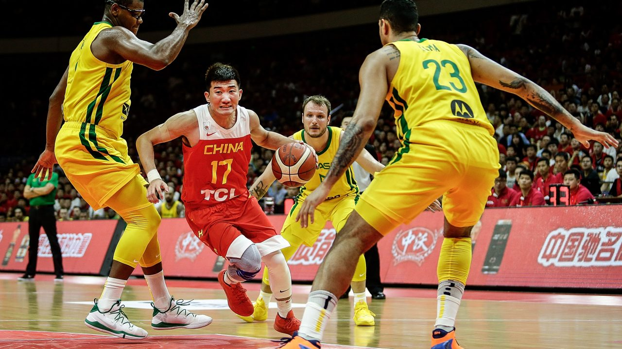 Basketball-Weltmeisterschaft in China