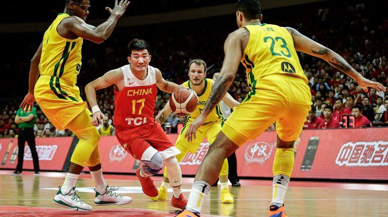 Basketball-Weltmeisterschaft in China