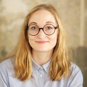 """Sophie Pornschlegel ist Projektleiterin von """"Connecting Europe"""""""