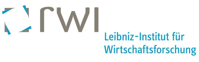 Logo Leibniz-Institut für Wirtschaftsforschung