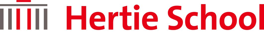 Logo Hertie School
