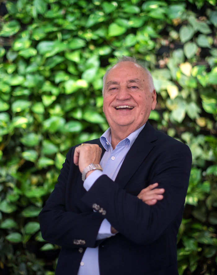 Pädagoge, Lehrmediator und Organisationsberater Kurt Faller