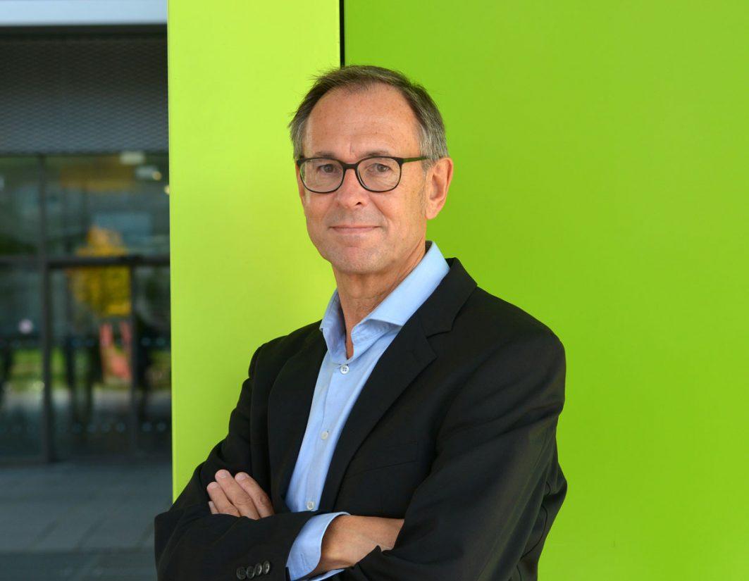 Konfliktforscher Prof. Dr. Andreas Zick