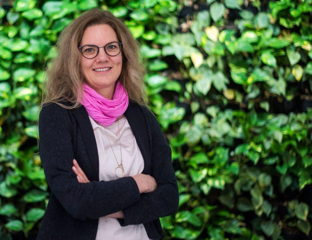 "Petra Kofler-Mertens leitet das Projekt ""Kommunales Konfliktmanagement fördern"""