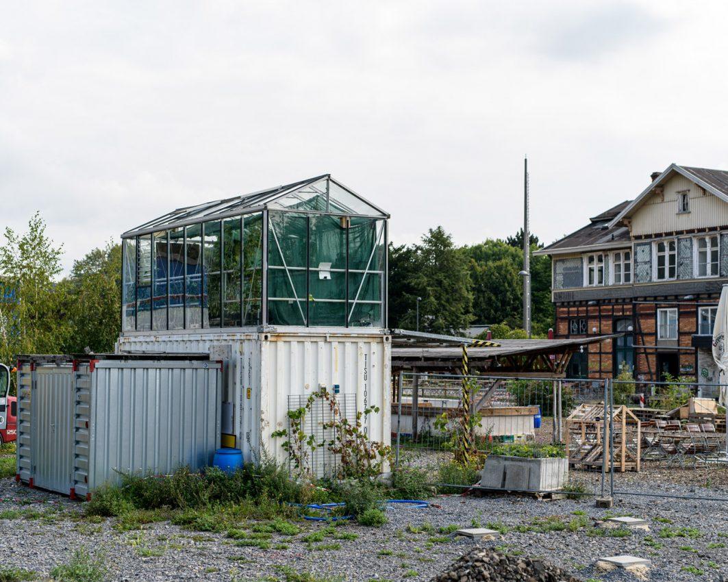 """Die Farmbox des Vereins """"Aufbruch am Arrenberg"""""""