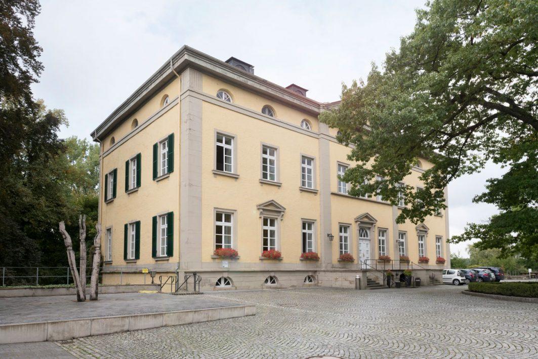 Ein schöner Ort, um sich um Nachhaltigkeit zu kümmern: das Institut für Kirche und Gesellschaft in Schwerte.