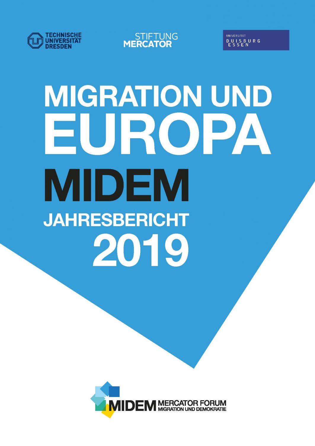 MIDEM Jahresbericht 2019