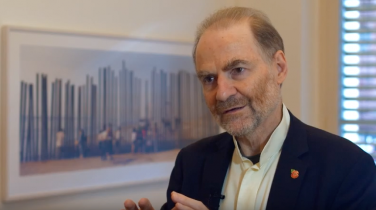 Timothy Garton Ash im Interview