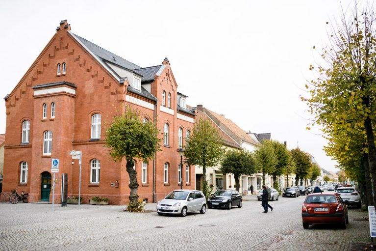 Jüterbog ist berühmt für seinen mittelalterlichen Stadtkern.