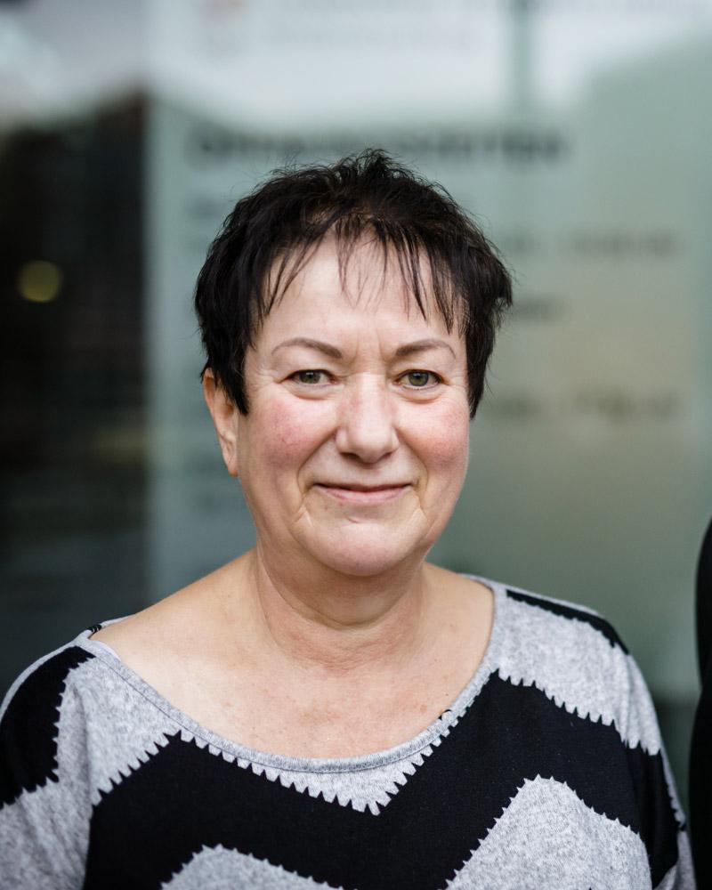 Christiane Witt ist Gleichstellungs- und Integrationsbeauftragte des Landkreises Teltow-Fläming.