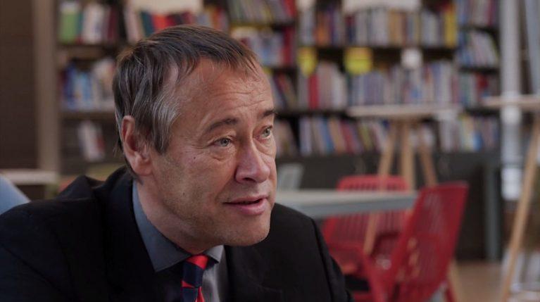 Porträt von Thomas Krüger, Präsident der Bundeszentrale für politische Bildung