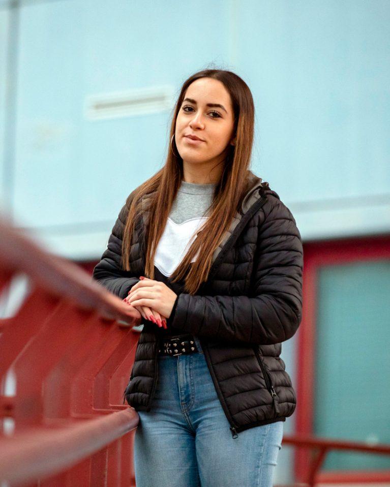 Alessia Lopasso, 19 Jahre