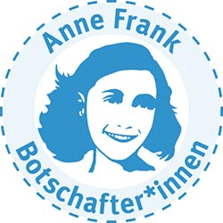 Anne Frank Counterfeit Logo