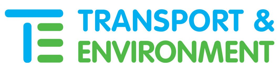 Logo Transport & Environment