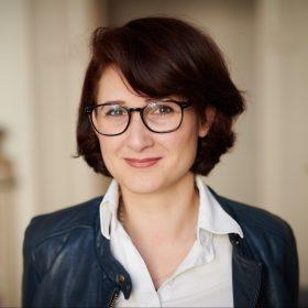 Portrait von Ferda Ataman