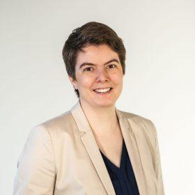 Portrait von Lydia Grün