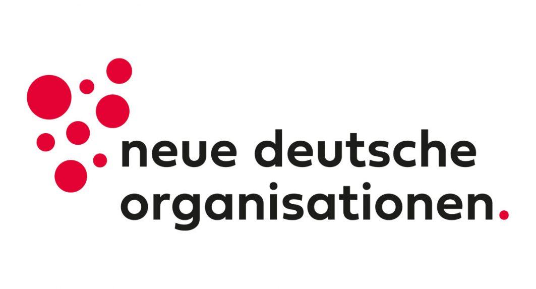 Logo neue deutsche organisation