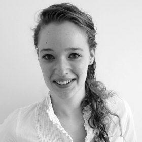 Porträt von Claire Busse, Projektassistentin für Rethink:Europe