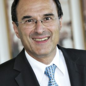 Porträt von Dennis J. Snower, Präsident der Global Solutions Initiative und Professor an der Hertie School of Governance