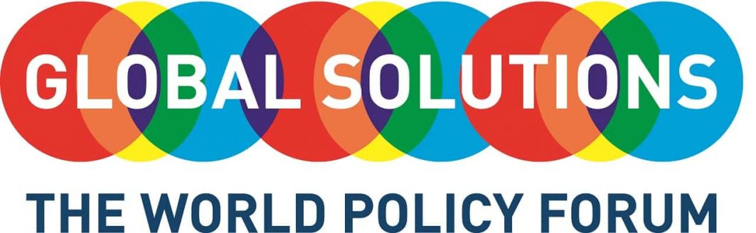 Logo Global Solutions The World Policy Forum