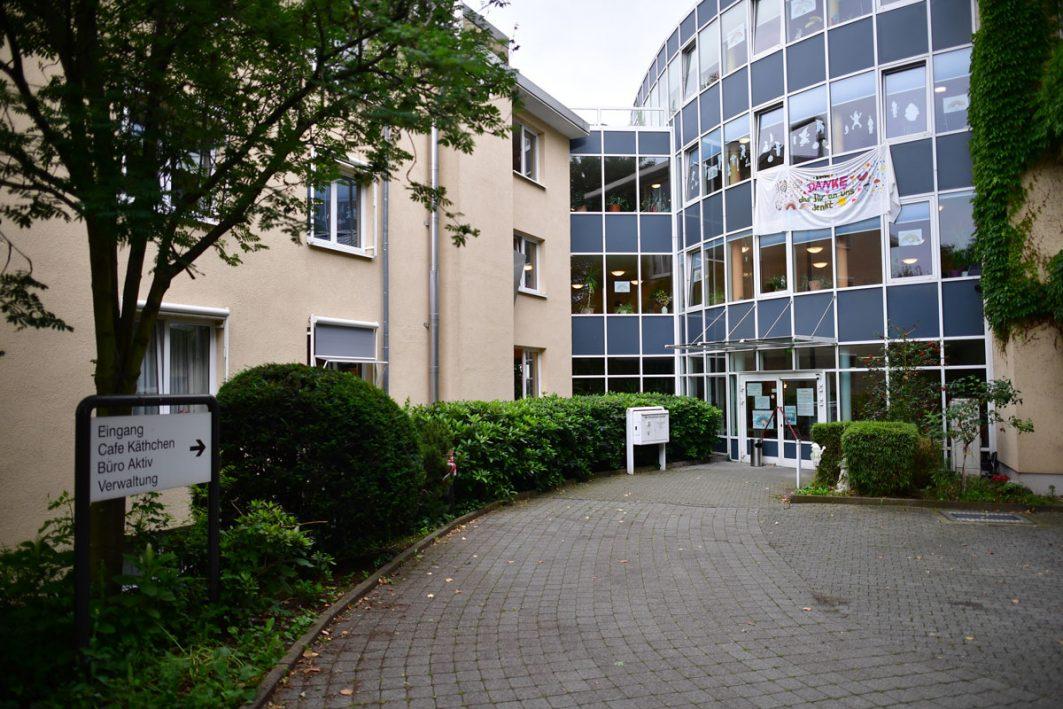 Das Käthe-Richter-Haus der Arbeiterwohlfahrt (AWO) in Kassel.