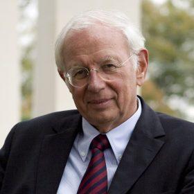 Porträt von Klaus Scharioth, Rektor des Mercator Kollegs