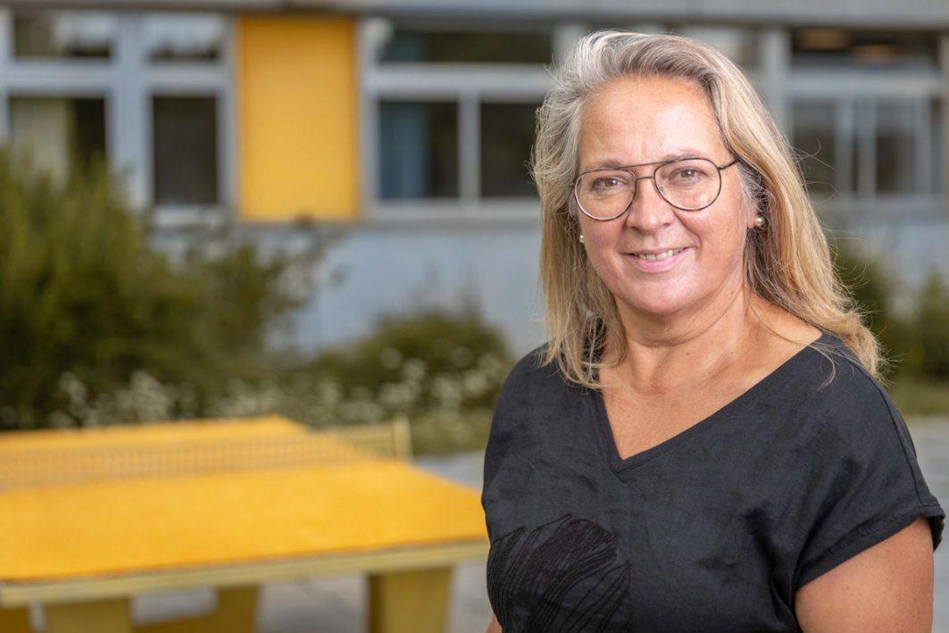Konrektorin Margret Bamberger