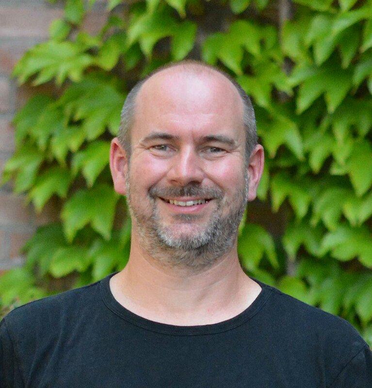 Porträt von Torsten Kolodzie. Er ist Lehrer an Matthias-Claudius-Gesamtschule in Bochum.